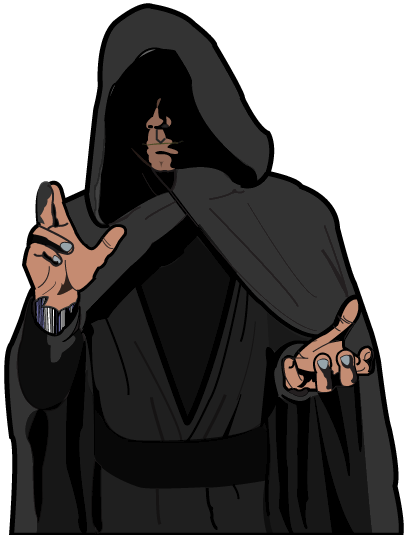 Placeholder Image: Illustration of Jedi Knight